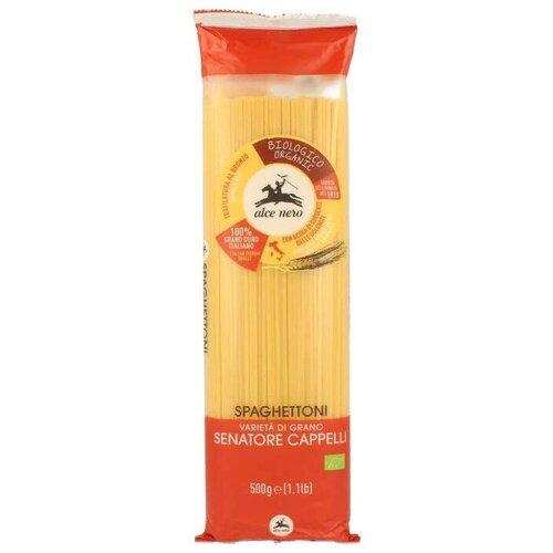 Alce Nero Макароны Spaghettoni senatore cappelli, 500 г недорого
