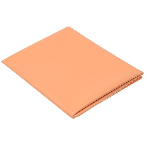 Многоразовая клеенка Чудо-Чадо подкладная без окантовки 140х100 оранжевый 1 шт.