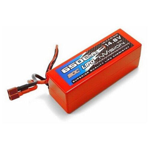 Купить Аккумулятор NVision NVO1103 красный, Комплектующие и аксессуары для машинок и радиоуправляемых моделей