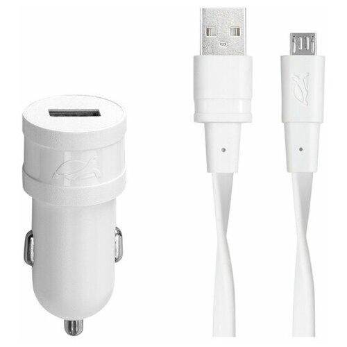 Автомобильное ЗУ VA4211 WD1 RU (1 USB / 1 A) с кабелем Micro USB