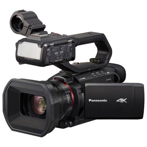 Фото - Видеокамера Panasonic HC-X2000 черный видеокамера panasonic hc mdh3e black
