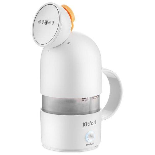 Отпариватель Kitfort КТ-948 белый
