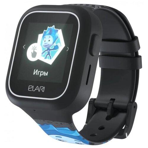 Детские умные часы ELARI FixiTime Lite, черный