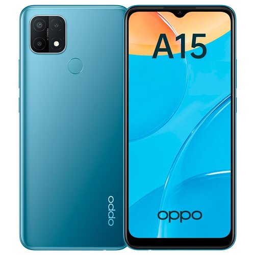 Смартфон OPPO A15 2/32GB голубой