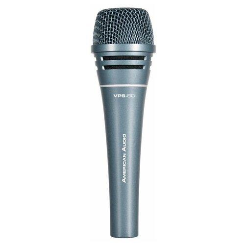 Микрофон American Audio VPS-80, серый металлик