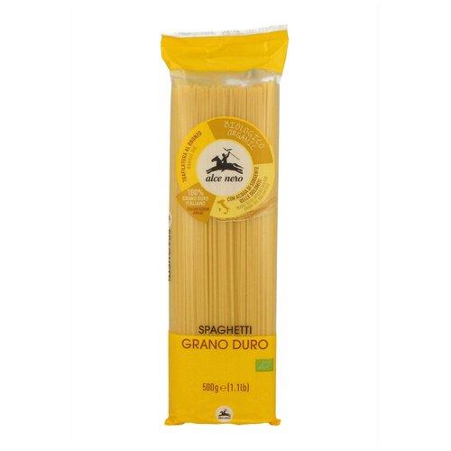 Alce Nero Макароны Spaghetti, 500 г недорого