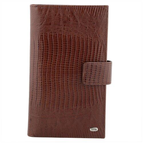 Бумажник путешественника Petek 1855 2394.041.02 D.Brown