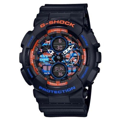 Наручные часы CASIO G-Shock Наручные часы Casio GA-140CT-1AER