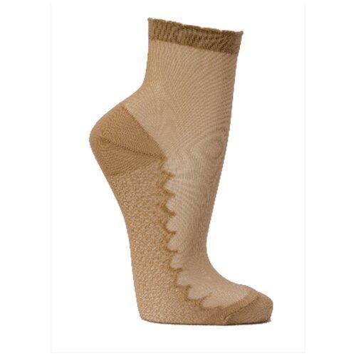 Носки женские Гамма С693, Телесный, 23 (размер обуви 35-37)