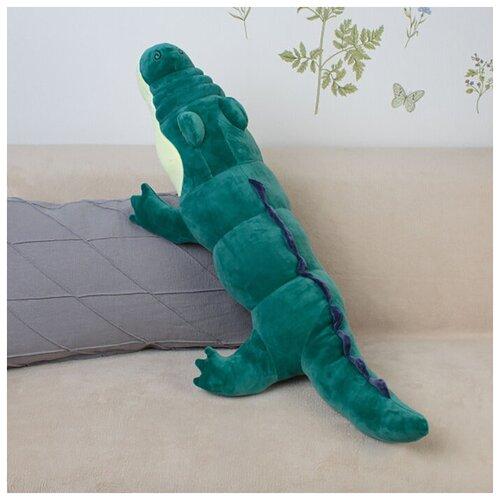 Мягкая игрушка Крокодил 95 см Темно-Зеленый