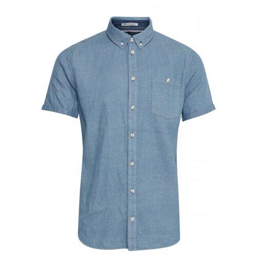 Рубашка BLEND размер L синий