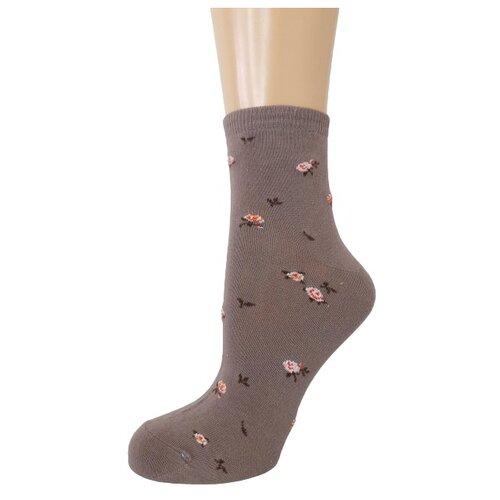 Носки женские Гамма С780, Какао, 23-25 (размер обуви 36-40)