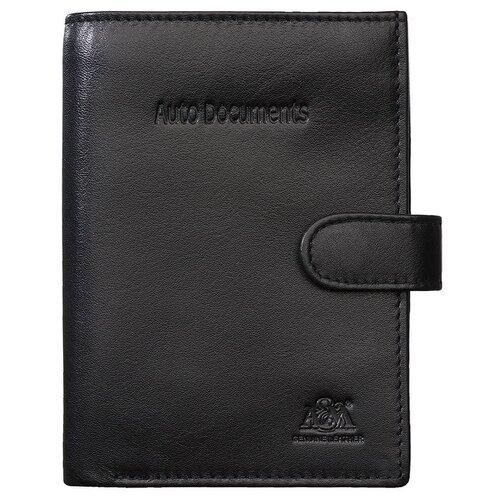 Бумажник водителя A&M, 2154 черный