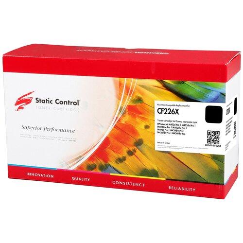 Фото - Картридж Static Control 002-01-SF226X CF226X, совместимый картридж black m452dn 6 5k 002 01 sf410x static control