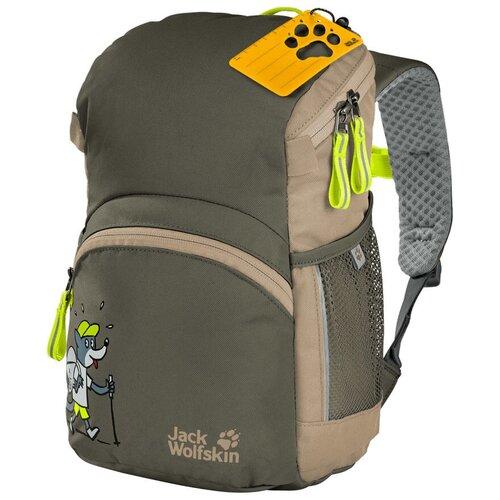 Рюкзак городской Jack Wolfskin Little Ori (цвет: grape leaf) трекинговый рюкзак jack wolfskin halo 24 corona lime