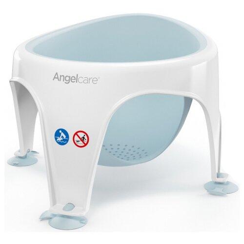 Купить Стул для купания AngelCare Bath ring BR-01 светло-голубой, Сиденья, подставки, горки