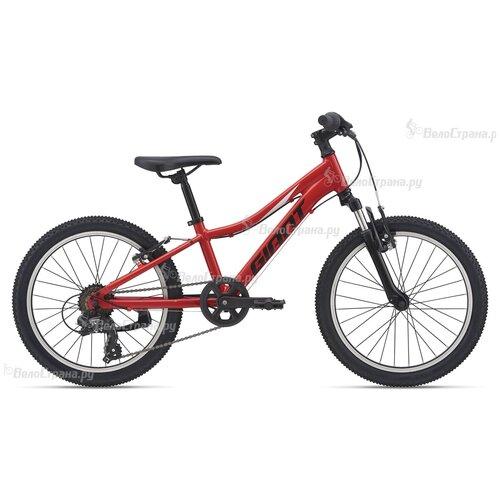 Велосипед Giant XtC Jr 20 (2021) Красный