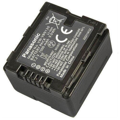 Аккумулятор PANASONIC VW-VBN130
