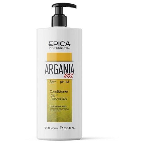 Купить EPICA Argania Rise ORGANIC Кондиционер для придания блеска с маслом арганы, 1000 мл., EPICA Professional