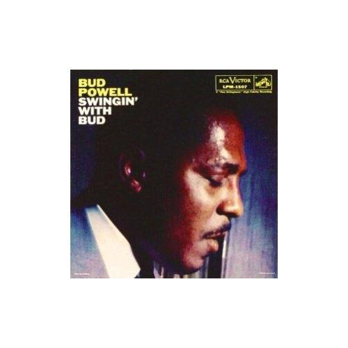 Фото - Компакт-диски, RCA , BUD POWELL - Swingin' With Bud (CD) new total english starter workbook with key cd