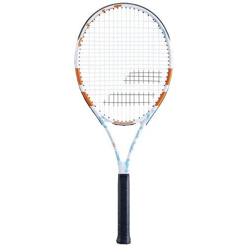 Ракетка для большого тенниса BABOLAT Evoke 102 WOMEN Gr2, арт.121225-197 ракетка для большого тенниса babolat b fly 23 gr000 140244 детская 7 9 лет фиолет бирюзовый