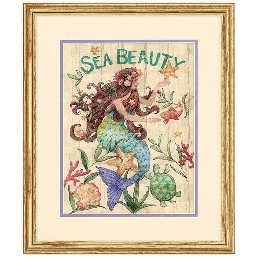 Набор для вышивания DIMENSIONS арт.DMS-70-35376 Красота моря 23х30 см