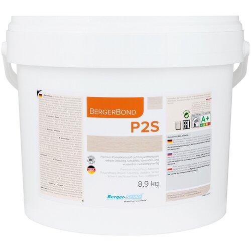 Паркетная химия Berger-Seidle Клеи Двухкомпонентный паркетный клей Berger Bond P2S (10)