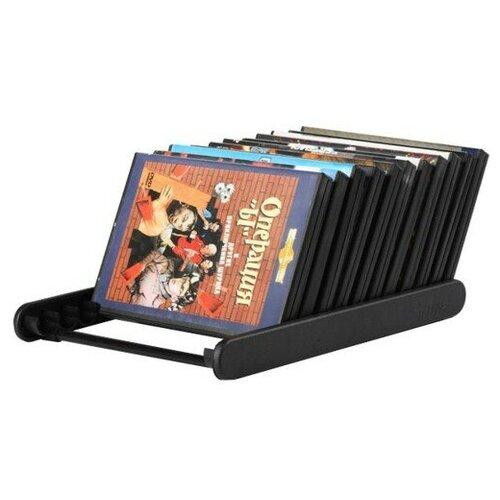 Фото - Подставка для DVD дисков DVD-14 Листалка Sound Box на 14 боксов, чёрная dvd