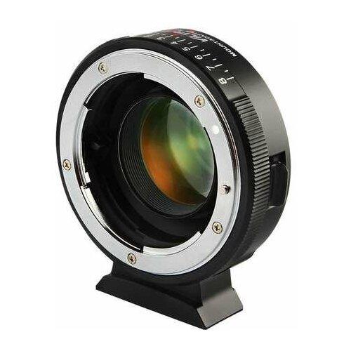 Фото - Переходное кольцо VILTROX NF-M43X с байонета Nikon F на Micro 4/3 переходное кольцо dofa с байонета pk на micro 4 3 pk m43