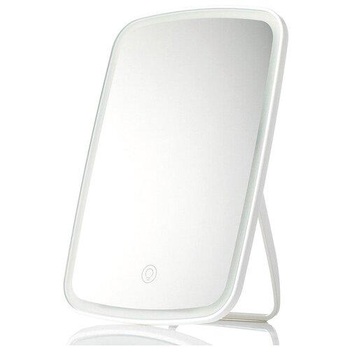 Зеркало косметическое настольное Xiaomi Jordan Judy LED Makeup Mirror (NV026) с подсветкой белый