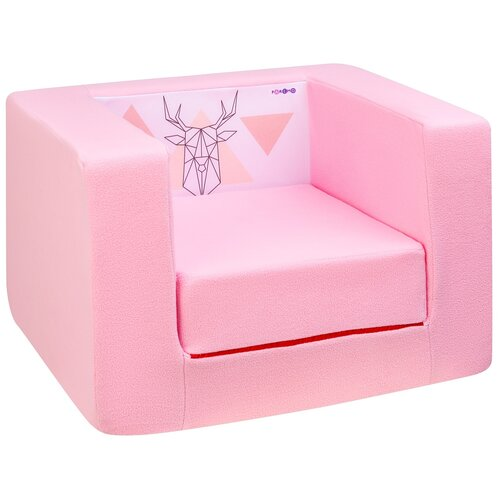Кресло-кровать PAREMO детское PCR320 Дрими Олень размер: 52х45 см, обивка: ткань, цвет: мия