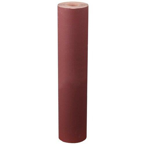БАЗ Шлиф-шкурка водостойкая на тканевой основе в рулоне, №80, 775мм x 20м