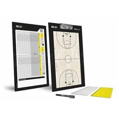Доска тактич. баскетбольная SKZL Basketball MagnaCoach