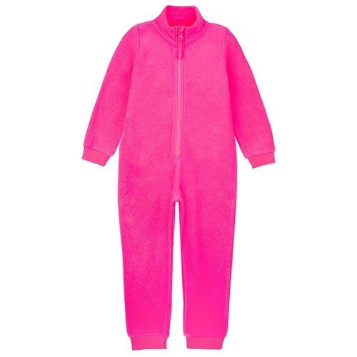 Комбинезон playToday Active Kids Girls 32022316, размер 104, розовый