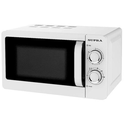 Фото - Микроволновая печь SUPRA 20MW55 микроволновая печь свч supra 20mw55