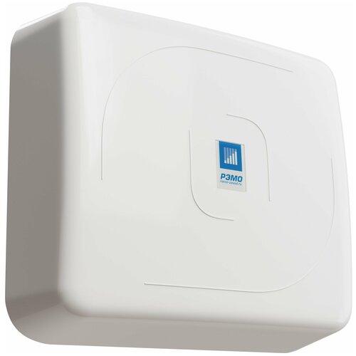 Антенна 3G / 4G / 4G+/2G, для мобильного интернета и сотовой связи, панельная, модель РЭМО BAS-2344-F FLAT MultiBand MiMo (сделано в России) антенна termit mb2700m 2ff 00000046846 мультидиапазонная 2g 3g 4g на магнитной базе 2 м fme f