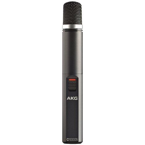Микрофон AKG C1000S, matte grayish blue