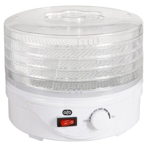 Сушилка Olto HD-20 белый/прозрачный