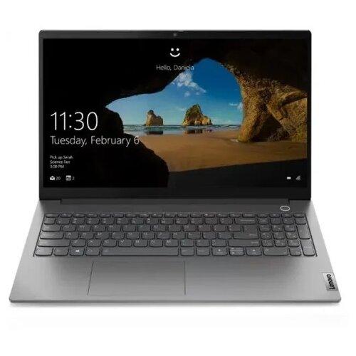 "Ноутбук Lenovo ThinkBook 15 G2-ARE (AMD Ryzen 5 4500U 2300MHz/15.6""/1920x1080/8GB/512GB SSD/AMD Radeon Graphics/Windows 10 Pro) 20VG00AXRU серый"