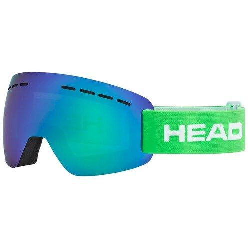 Маска HEAD Solar FMR L green