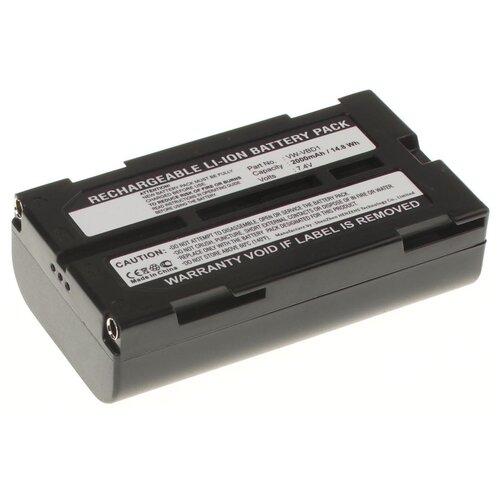 Фото - Аккумулятор iBatt iB-B1-F367 2400mAh для Hitachi, JVC, Panasonic VW-VBD1, VM-BPL30, VM-BPL13, BN-V812U, аккумулятор ibatt ib u1 f367 2400mah для hitachi vm e568le vm 645la vm 945la vm d865 vm d865la vm d873la vm d875la vm d965 vm d965la vm d975la vm e340a vm e350a vm e368e vm e368le vm e455la vm e465la