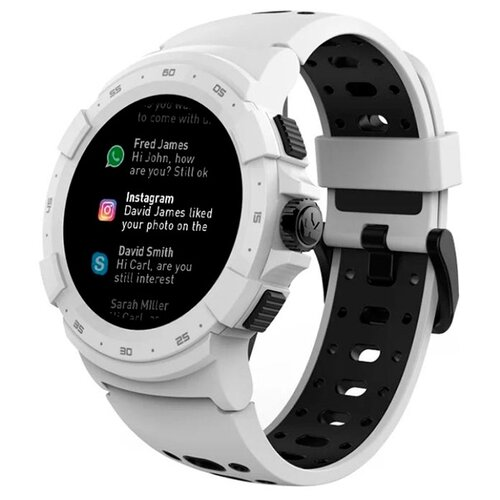 Умные часы MyKronoz ZeSport 2 White 7640158014547