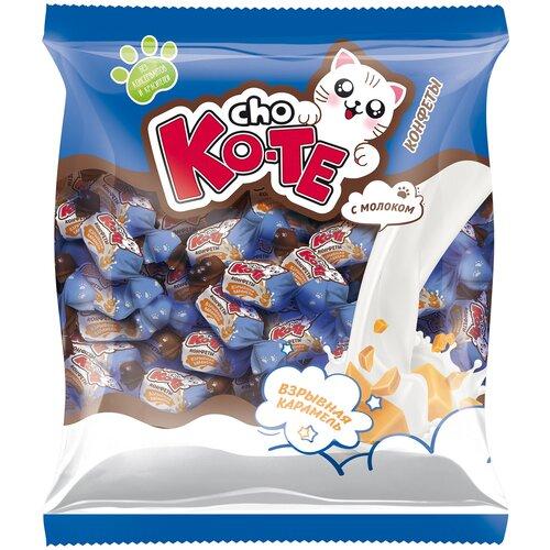 Конфеты Essen Cho ko-te, взрывная карамель, пакет, 1 кг