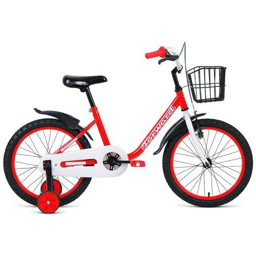 Фото - Детский велосипед FORWARD Barrio 18 (2021) красный (требует финальной сборки) детский велосипед forward barrio 18 2020 красный требует финальной сборки