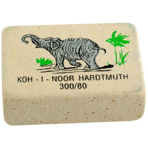 Купить KOH-I-NOOR Ластик 300/80 белый, Ластики