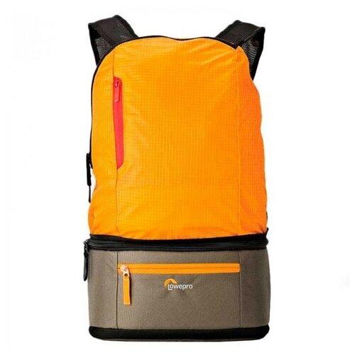 Фото - Рюкзак для фотокамеры Lowepro Passport Duo orange printio рюкзак 3d ведьма
