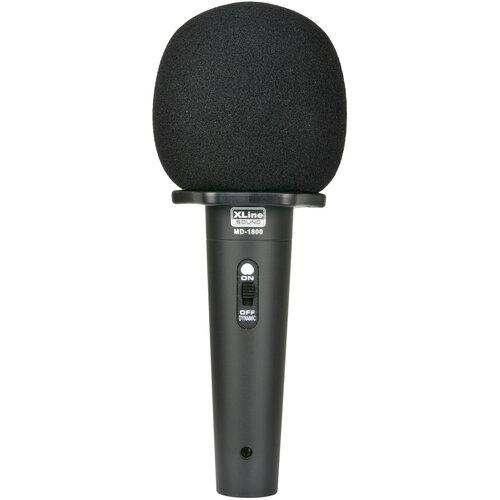 Микрофон XLine MD-1800, черный