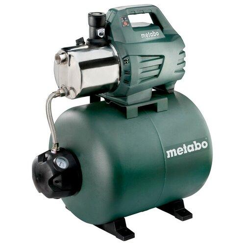 Насосная станция Metabo HWW 6000/50 Inox (1300 Вт) насосная станция metabo hww3500 25inox 900вт 600969000