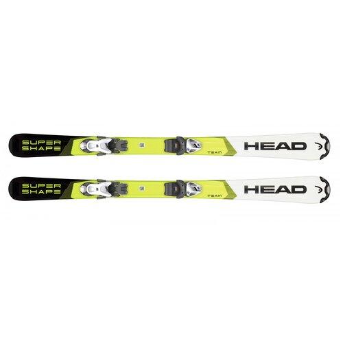 Горные лыжи детские с креплениями HEAD Supershape Team (19/20), 97 см