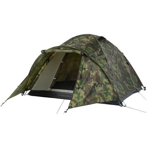 Палатка 3-местная Outventure Tahoe Camo 3 outventure аккумулятор outventure 2600 mah